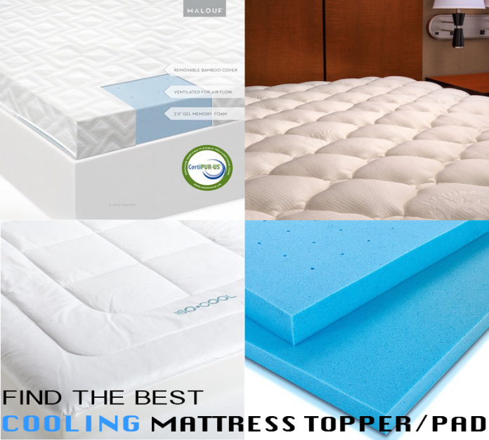 Best Cooling Mattress Topper/Pad – Ultimate Guide & Top Picks