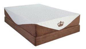 DynastyMattress 10-inch CoolBreeze Gel Memory Foam Mattress