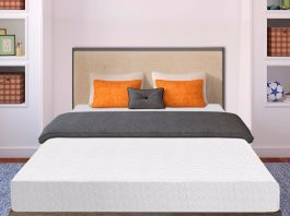 Best Price 8-inch Memory Foam Mattress