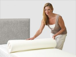 Thickness and Density of a Memory Foam Mattress Topper