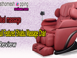 ideal massage Full Featured Shiatsu Massage Chair Review