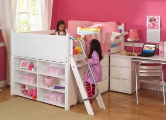 The Top 10 Loft Beds For Kids & Adults Reviews