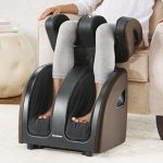 Best Home Foot Massager By Brookstone TheraSqueeze Pro Foot