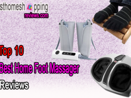 Top 10 Best Home Foot Massager Reviews