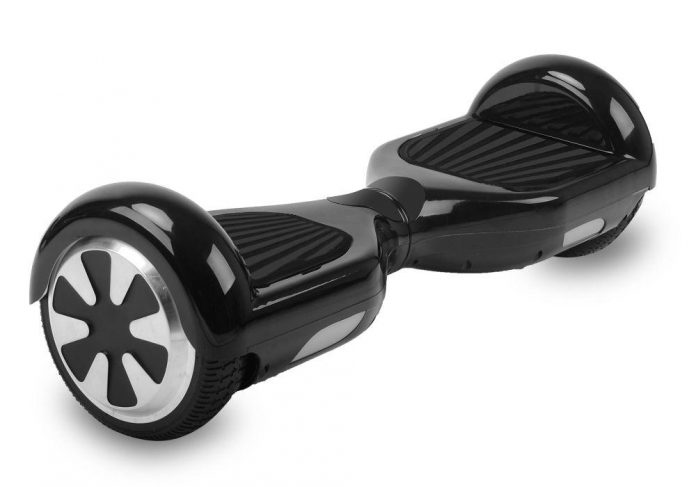 The New Self Balancing Scooter