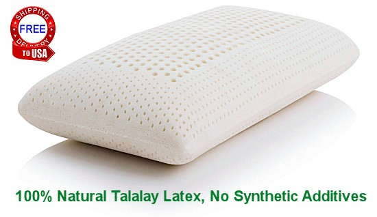 Best top latex pillows review bestter choices bestter for Brooklyn bedding talalay latex pillow
