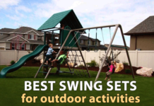 Best Swing Sets Reviews