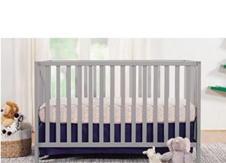 Union 3-in-1 Convertible Crib Review