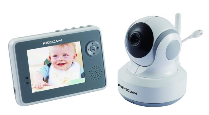 Foscam FBM3501 Wireless Digital Video Baby Monitor Review