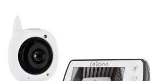 Levana Ayden 3.5″ Digital Video Baby Monitor Review