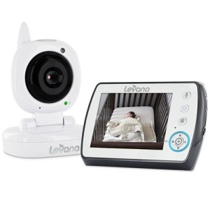 Levana Ayden 3.5″ Digital Video Baby Monitor Review