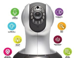 Vimtag (FujiKam) VT-361HD IP/Network Wireless Video Baby Monitor Review
