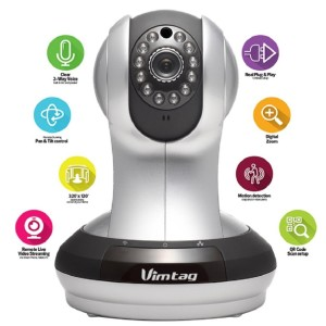 Vimtag (FujiKam) VT-361HD IP/Network Wireless Video Baby Monitor Review