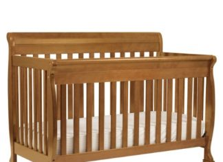 Davinci Kalani 4-in-1 Convertible Crib with Toddler Rail Review