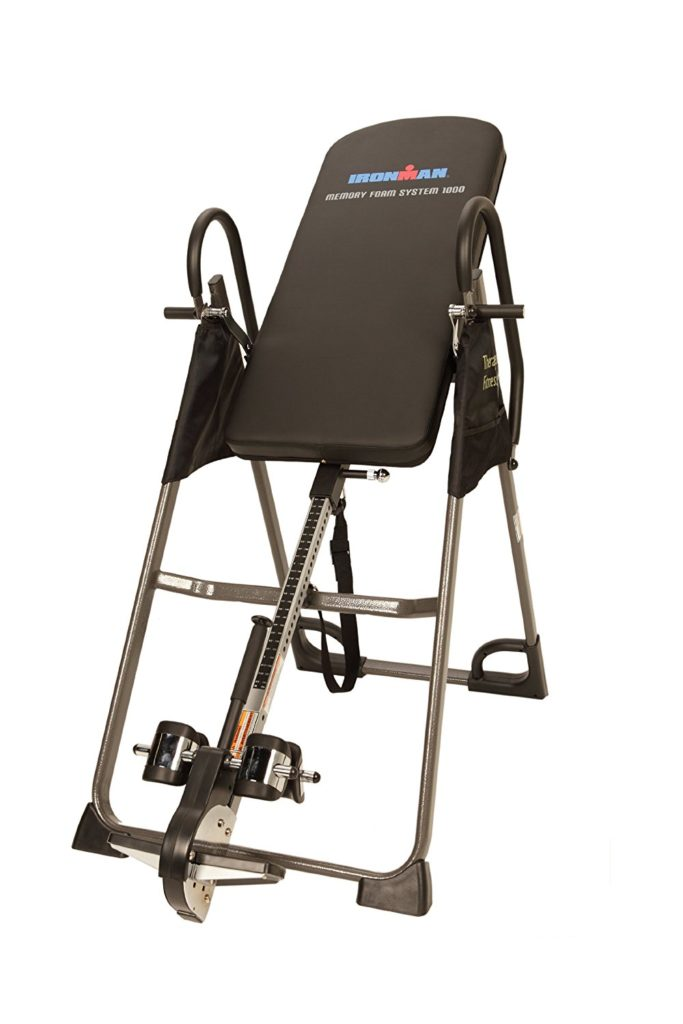 Best Inversion Tables for Back Pain