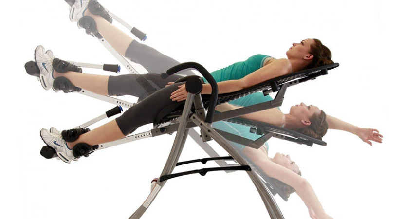 Top 10 Best Inversion Tables for Back Pain Reviews ... Inversion Table Spine