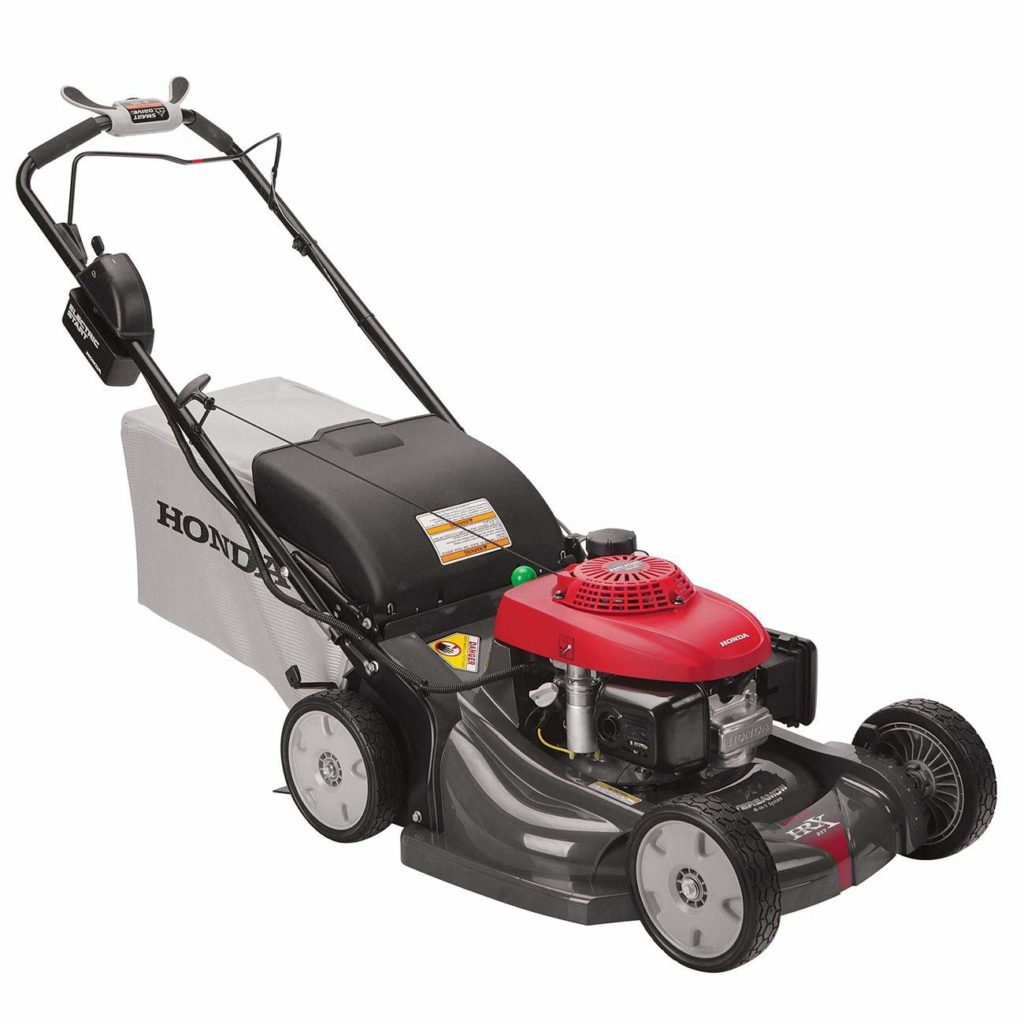 Best Gas Lawn Mower 2018 By Honda HRX217K5VKA