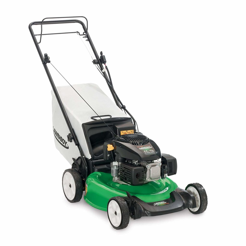 Best Gas Lawn Mower 2018 By Lawn-Boy 17734