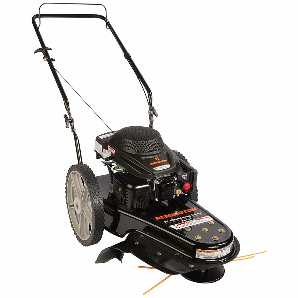 Best Gas Lawn Mower 2018 By Remington 22-Inch