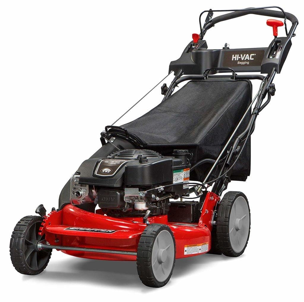 Best Gas Lawn Mower 2018 By Snapper P2185020E / 7800982 HI VAC