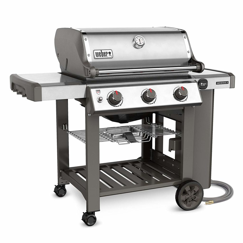 Best Natural Gas Grills 2018 By Weber Genesis II S-310
