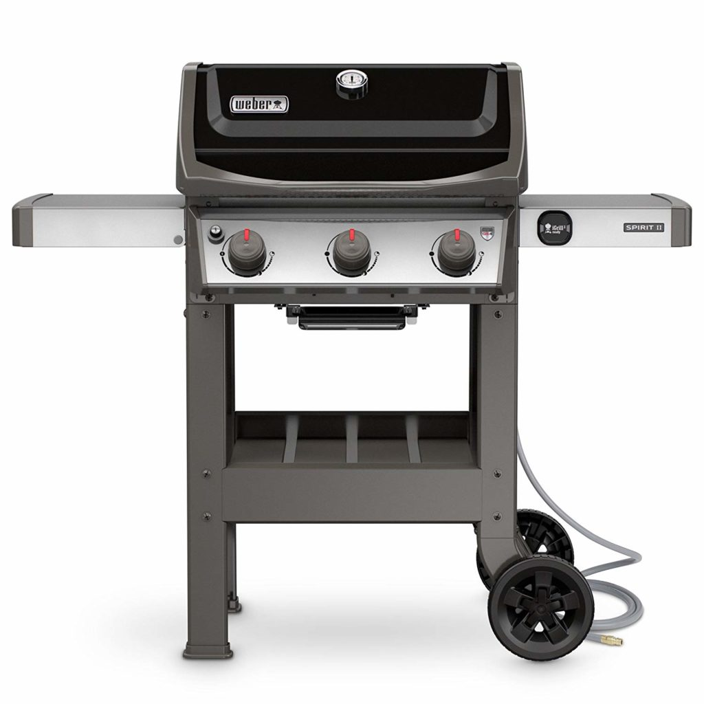 Best Natural Gas Grills 2018 By Weber Spirit II E-310