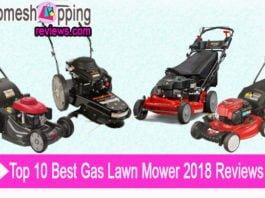 Top 10 Best Gas Lawn Mower 2018 Reviews