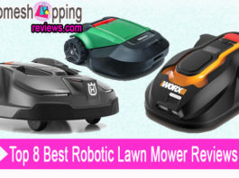 Top 8 Best Robotic Lawn Mower Reviews