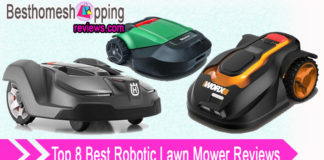 Top 8 Best Robotic Lawn Mower Reviews