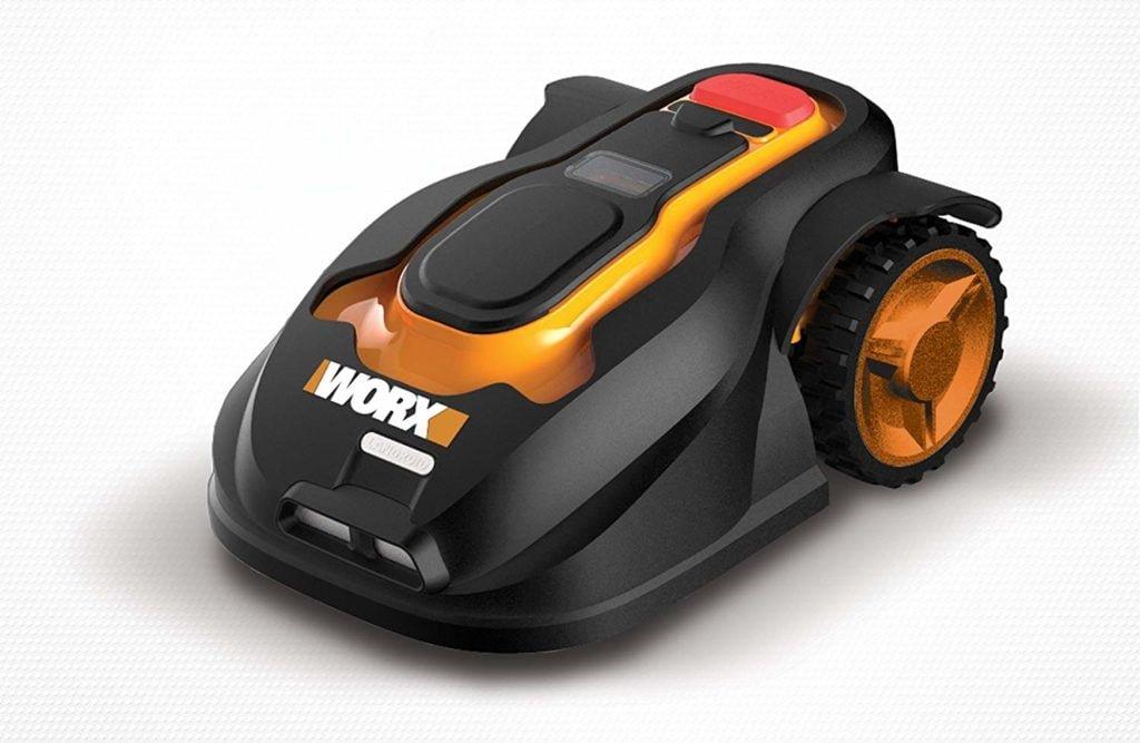 Worx Robotic Lawn Mower 2018 WG794