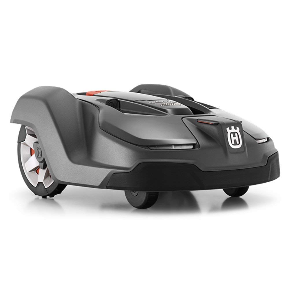 husqvarna robotic lawn mower - automower 450x
