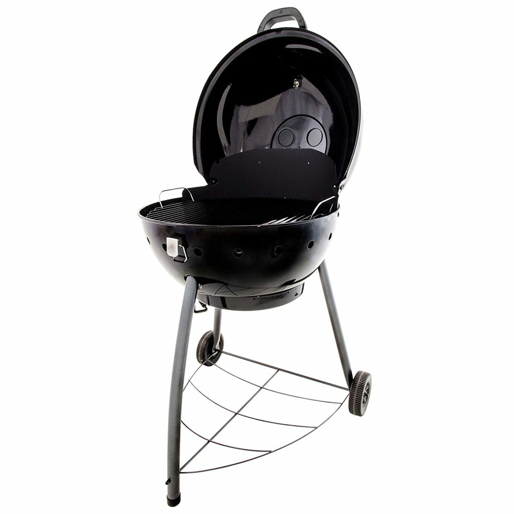 Best Charcoal Grills 2018 By Char-Broil TRU-Infrared Kettleman