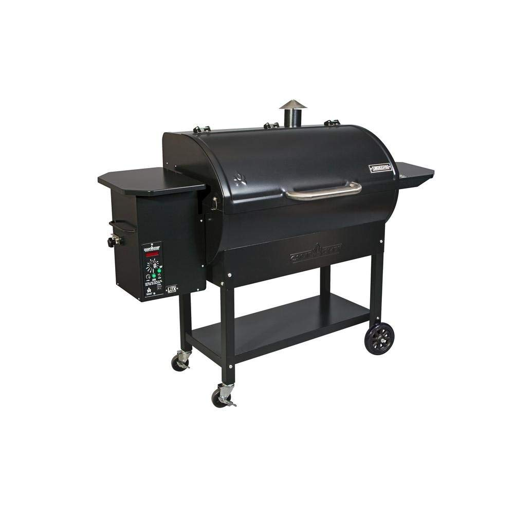 Best Pellet Smoker Grill 2018 by Camp Chef SmokePro LUX