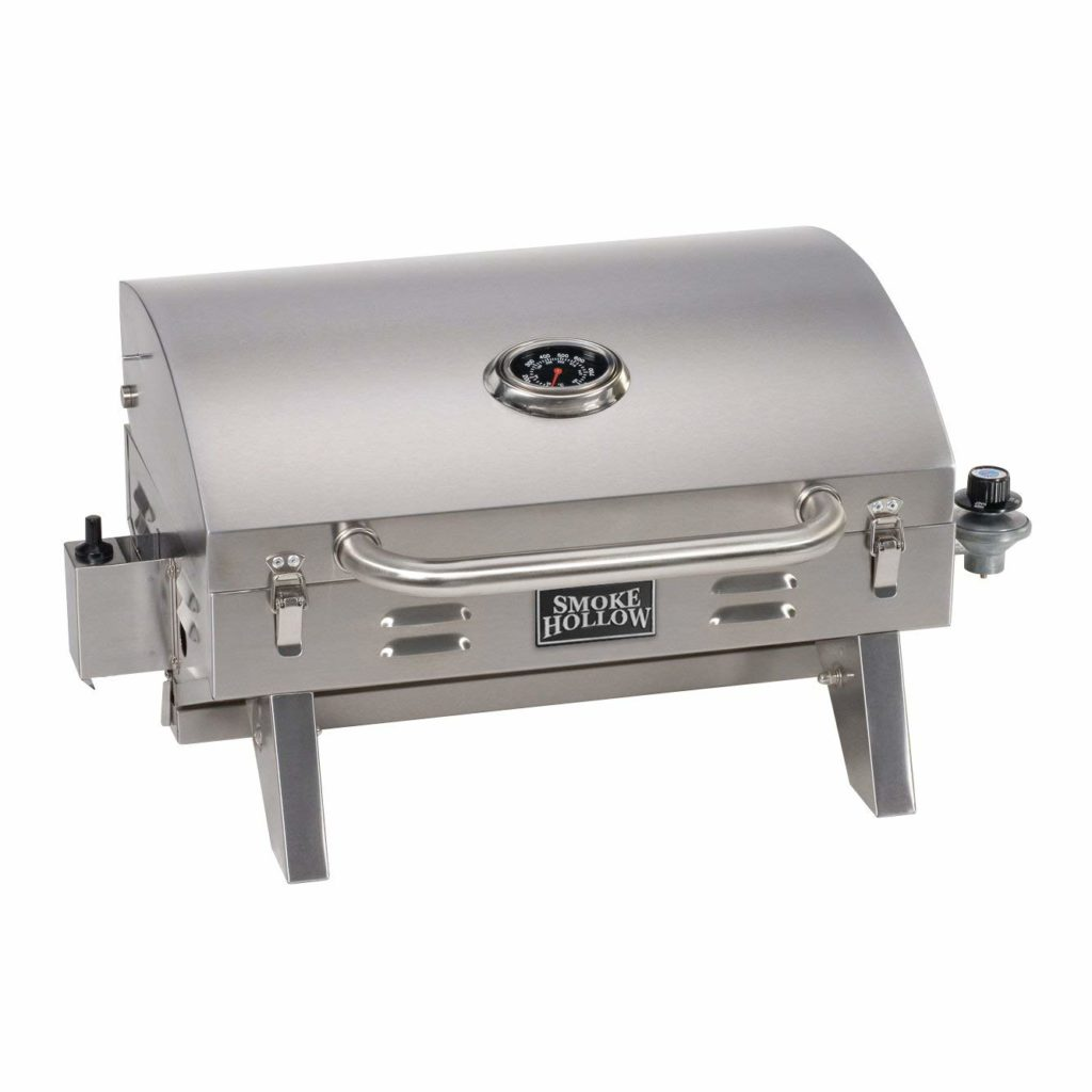 Best Propane Gas Grills 2018 By Smoke Hollow 205