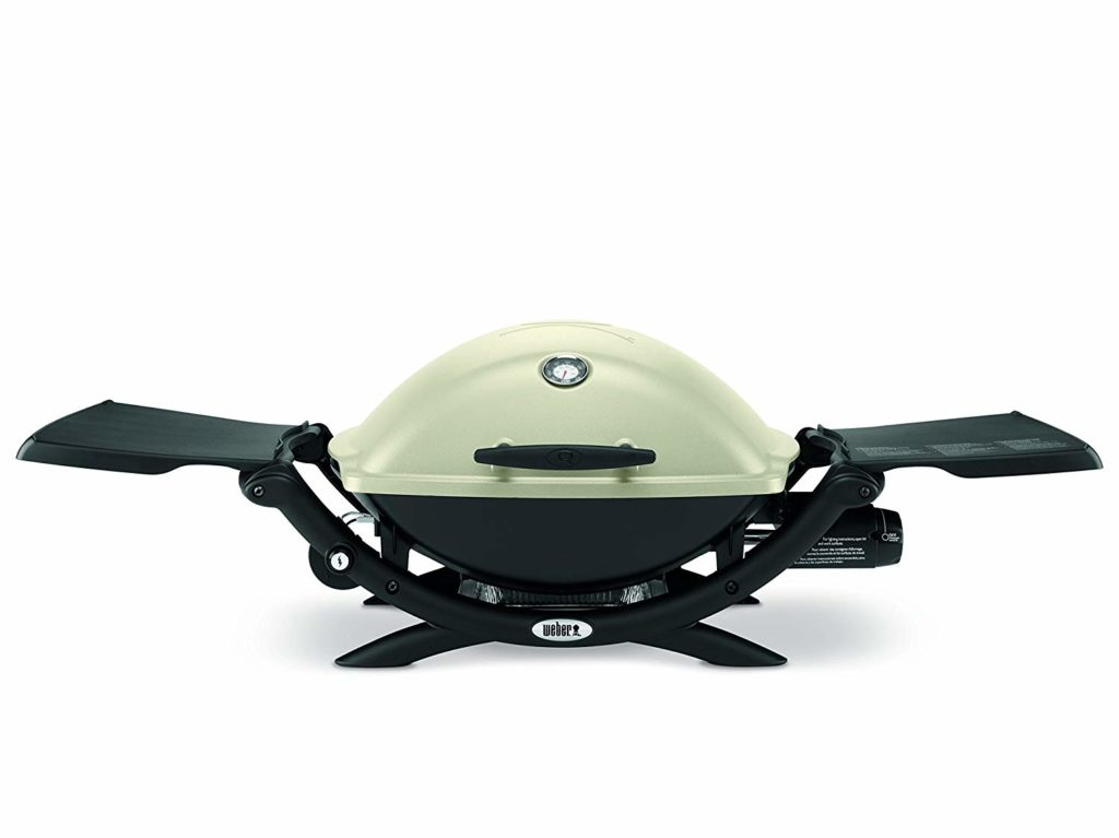 Best Propane Gas Grills 2018 By Weber Q2200